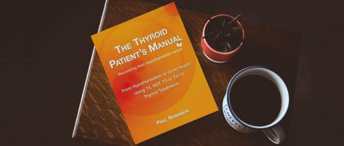 The Thyroid Patients Manual Header